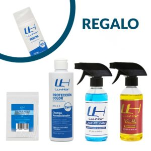Pack ahorro Lux hair protesis capilares
